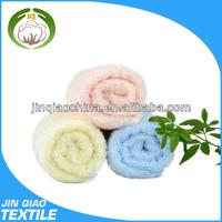 Best Prices!!! Elegant plush microfiber baby terry towel stock lot