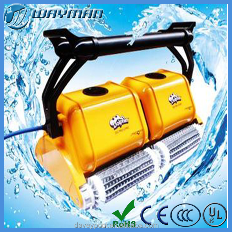 China swimming pool automatic cleaning robot