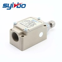 XINGBO Double-circuit stainless steel top ball plunger aluminum shell schmersal limit switch box