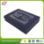 Factory direct popular decorative high quality custom black magnetic jewelry box