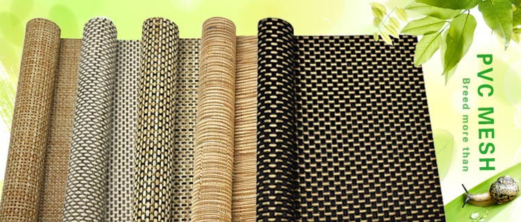 Waterproof Outdoor Pvc Mesh Fabric For Furniture Beach Bed Chair Carpet