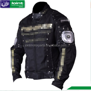 Waterproof Cordura Motorcycle Jacket Leather Motorcycle Jacket