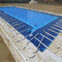 Factory Direct Selling High Quality Plastic PVC Swimming Pool