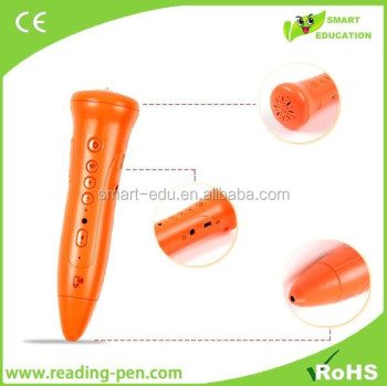 Arabic English Songs Talking Pen Oem/odm Available