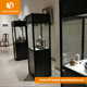 Modern style glass jewelry display cabinet and counter design for jewellery shop