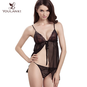 Latex Arrival Fantasy Lovely Friendly Sexy Mature Woman Lingerie