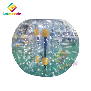excellent quality wholesale cheap inflatable football soccer bumper ball costume