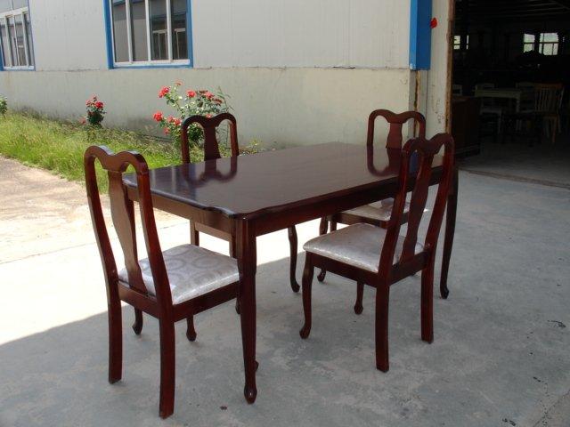 Alibaba expreso último diseño de muebles de madera, mesas barato ...