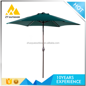 Fast delivery outdoor garden umbrella with spare parts