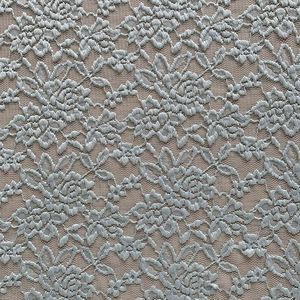 Fashion Design Textile Nylon Spandex Guipure Lace Fabric