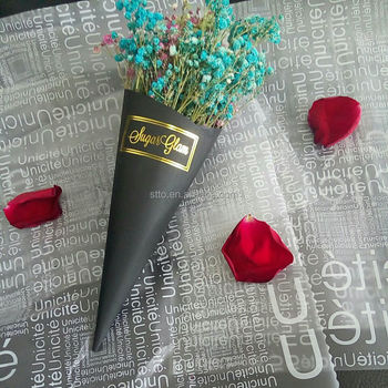 Roses flower ice cream cones with custom logo buy cone shape roses flower ice cream cones with custom logo mightylinksfo