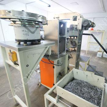 Wire Nail Machine | Wire Nail Packing Machine