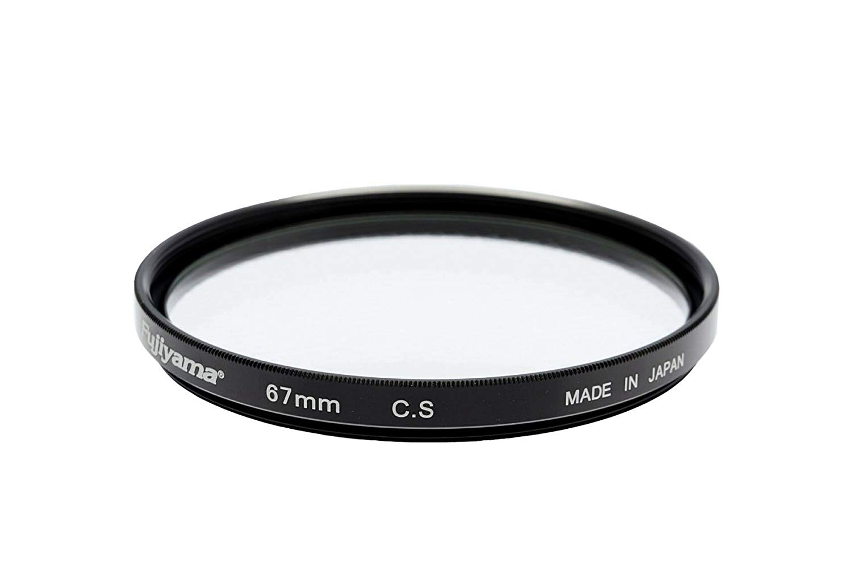 Fujiyama 67mm Cross Screen Filter Made in Japan for Sony FE 24-70mm F4 ZA OSS Carl Zeiss Vario Tessar T