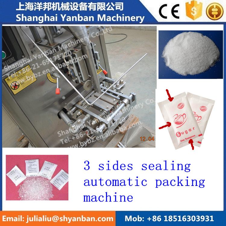Hot sale fully automatic salt/sugar paking machine