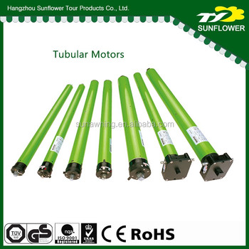Awning AC Tubular Motor