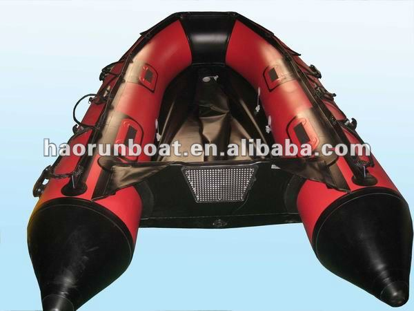 (CE certification)PVC sport inflatable yacht