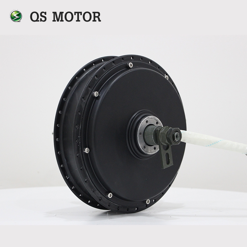 QS205 3000W 205 50H V3 5000 watt 6000W 14kW peak e-bike electric bike direct drive spoke hub motor