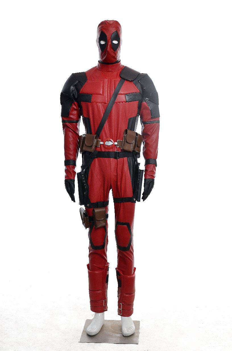 2015 X men Deadpool Costume New Movie Deadpool Costume ...