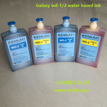 original galaxy wd-1/wd-2 water based ink for epson dx5 head