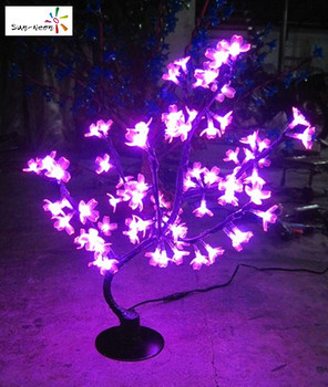 Fancy Battery Operated Led Plant Indoor