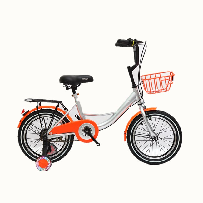 Aluminum Wheel Ofo 16 Inch Bike With Rear Carrier