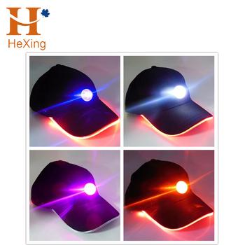 18cb713887f9f Hexing Custom Led Lights Cap And Hats  Party Baseball Hat - Buy ...