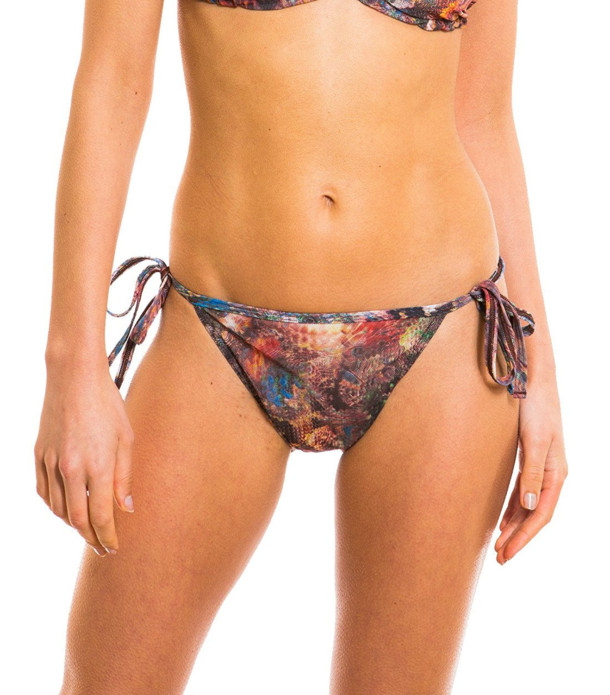 0b529ce4afc Get Quotations · Kiniki Pavo Tan Through Tie Side Bikini Tanga Swimwear