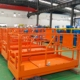 Mobile 20m lifting height hydraulic scissor lift mini vehicle low rise for repairing tyre