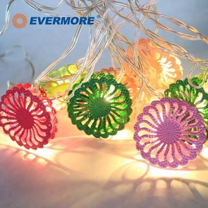 Evermore Flower Led Light Chain for Indoor Decoration