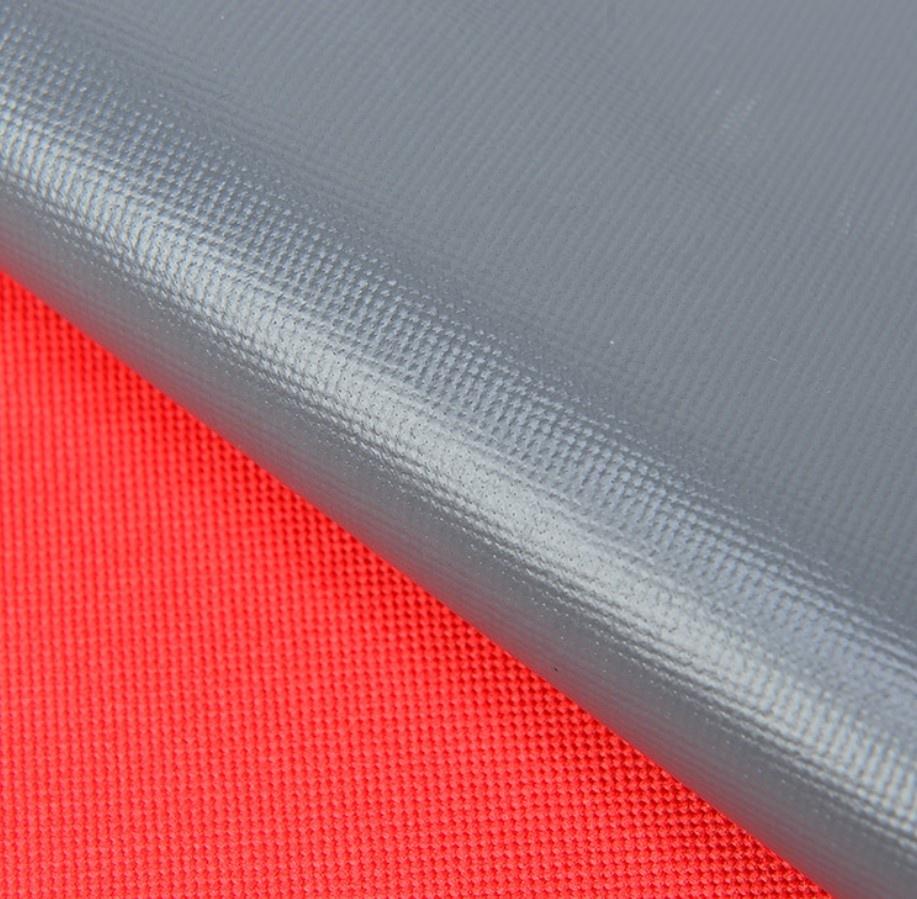 Großhandel recyceltem polyester 600d oxford wasserdichte PVC beschichtet taschen stoff