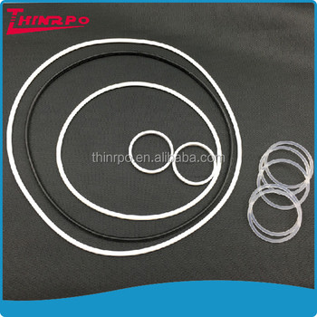 Oem Clear Silicone Epdm Rubber O Ring Gasket - Buy Epdm Rubber O ...