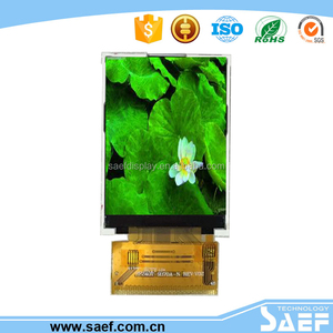 Customized SPI interface lcd screen in china lcd tv QVGA 240x320 normal viewing angle TFT with TP