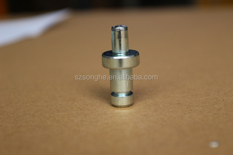 Customed Top quality Stainless steel push fasteners in China