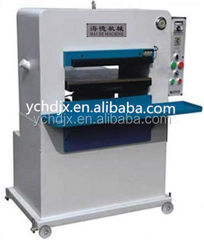 120T Hydraulic Leather Embossing Cutting Machine