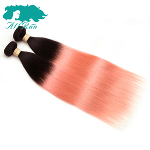 2017 new arrival rose gold ombre cheap hair color , hair color processors