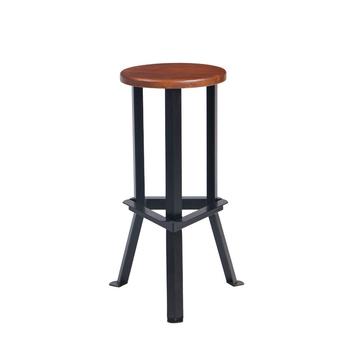 Triumph metal bar stool high chair / vintage industrial metal chair / Youngston wood bar stool  sc 1 st  Alibaba & Triumph Metal Bar Stool High Chair / Vintage Industrial Metal ... islam-shia.org