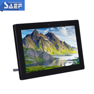 Rockchip RK3188 10 1 inch 1280*800 IPS screen with rj45 interface with  capacitive touch android advertising tablet