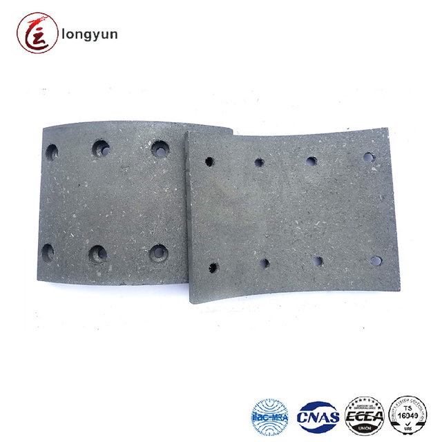 19495 Truck brake lining heavy duty for tata spare parts