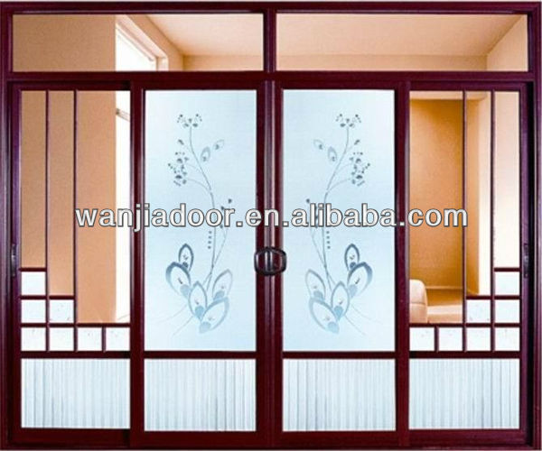New Design Aluminium Window Door Frame 2013