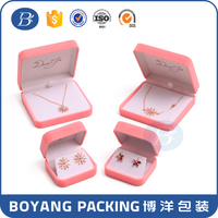factory direct manufacturer cheap quality luxury high end description of jewelry box new design ISO:9001