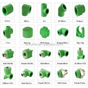 All types of ppr pipe fittings for water ppr pipe fitting for All types of water