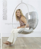 Acrylic hanging bubble chair HY-A002
