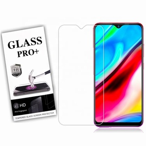 Image of 0.3mm 2.5d 9h Premium Real Screen Protector Tempered Glass Film For Vivo Y93 Y91 Y95