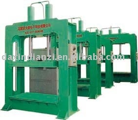 wood bending press
