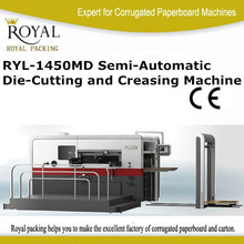 RYL-1450MD Semi-Automatic Die-cutting and creasing machine