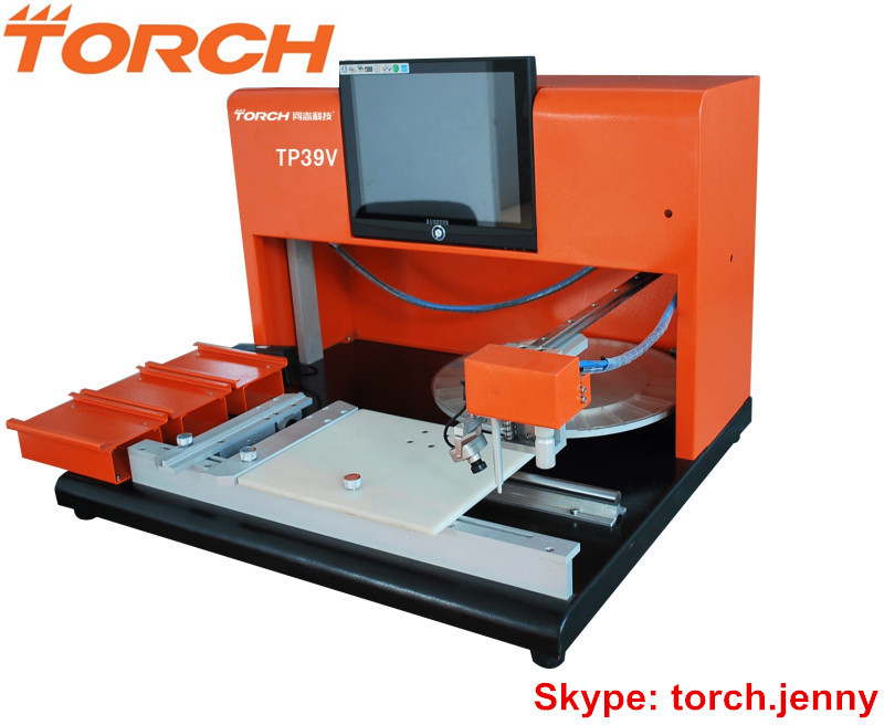 300-600CPH High Precision Vision Manual Chip Mounter TP39V (Torch)