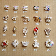 15 alloy is loaded Nail Polish nail Crown