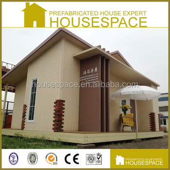 Solid Beautiful Prefab Guest House Kit Buy Solid