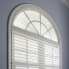 shade fabric honeycomb pleated lace blinds