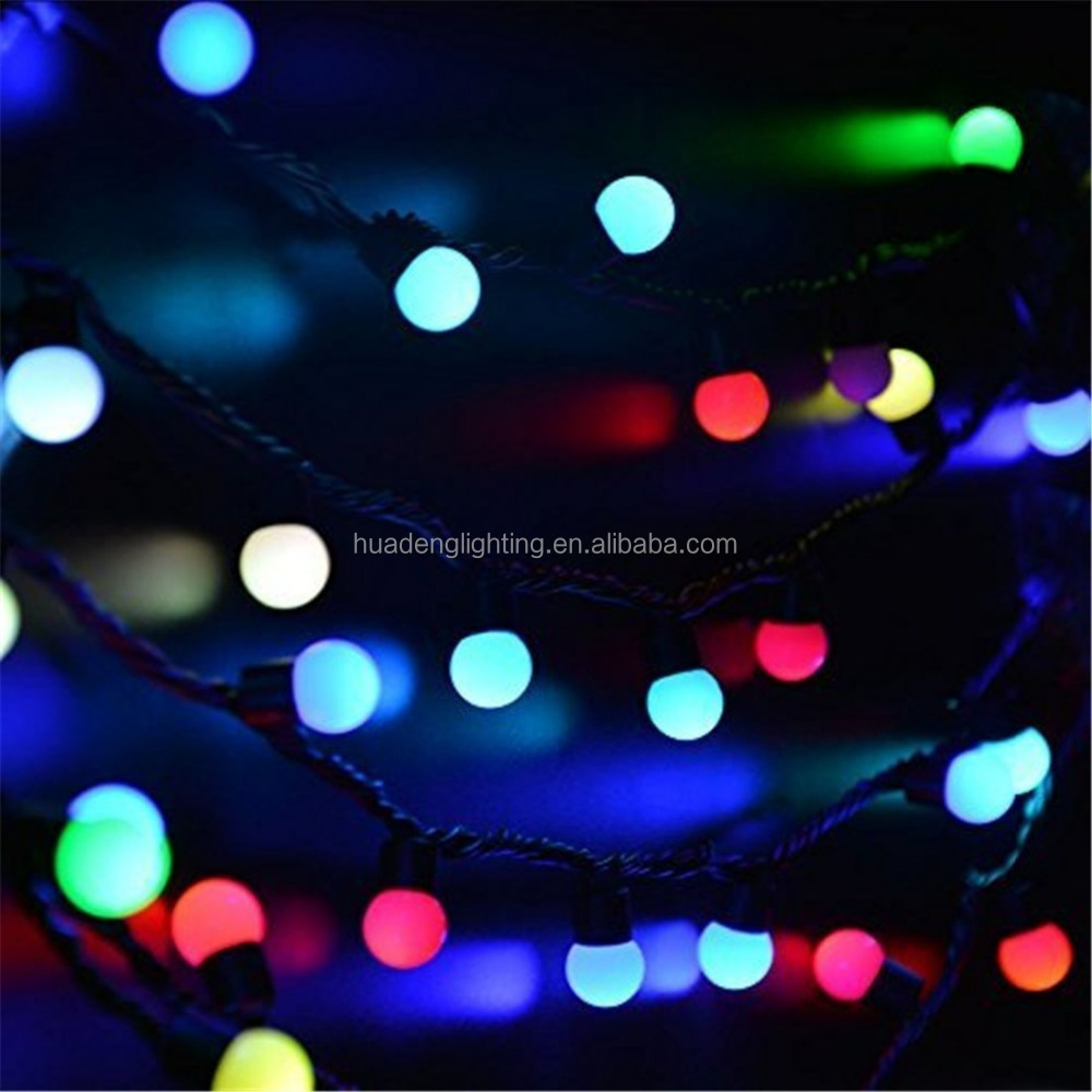 Outdoor Led Christmas Light Clearance G45